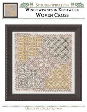 BN-6001: Woven Cross