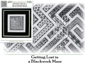 BS-5101: Getting Lost in a Blackwork Maze
