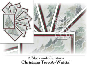 TBC-0663: Christmas Tree A-Waitin' Notecards