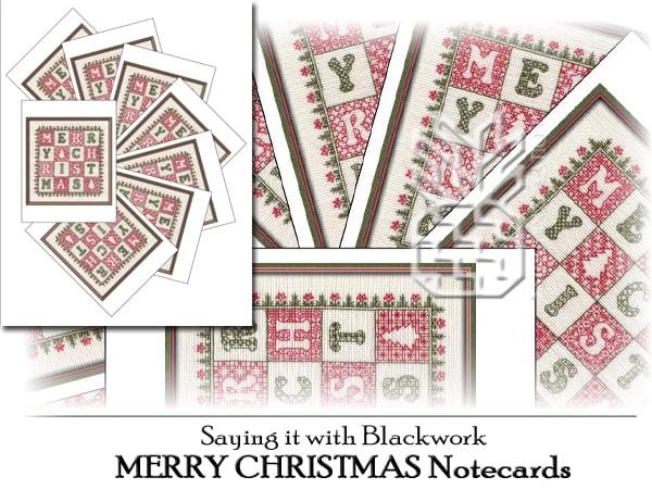 TBS-4102: MERRY CHRISTMAS Notecards