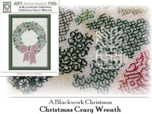 ABC-0662: Christmas Crazy Wreath