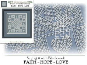 BS-4101: FAITH-HOPE-LOVE