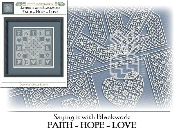 BS-4101: FAITH-HOPE-LOVE