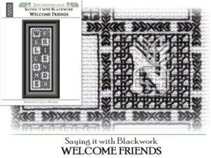 BS-4103: WELCOME FRIENDS