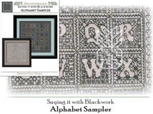 BS-4201: Alphabet Sampler