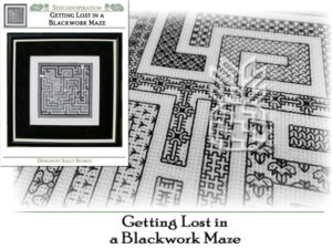 BS-5101: Getting Lost in a Blackwork Maze