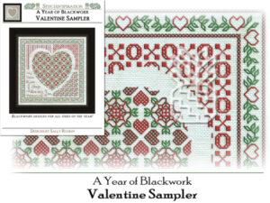 BS-9109-02: Valentine Sampler