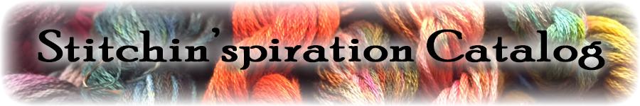 Stitchin'spiration Catalog