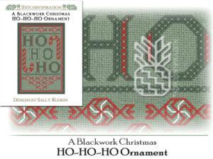 ABC-0721: HO-HO-HO Ornament