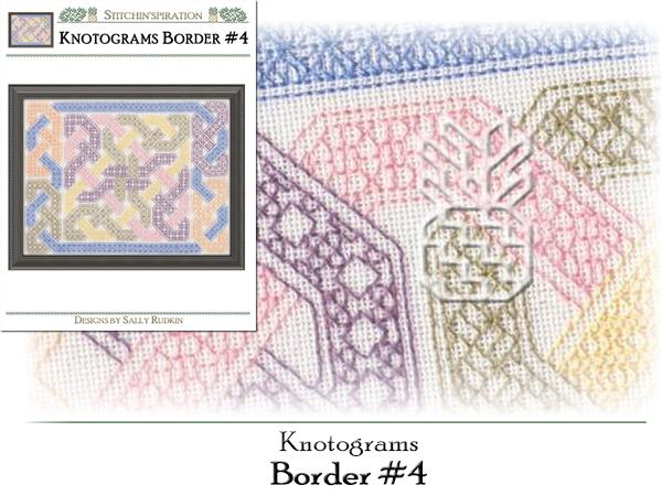 BS-2904: Knotograms - Border #4