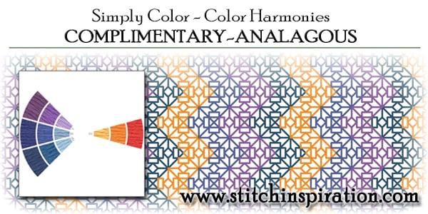 Color Harmonies - Complimentary+Analagous