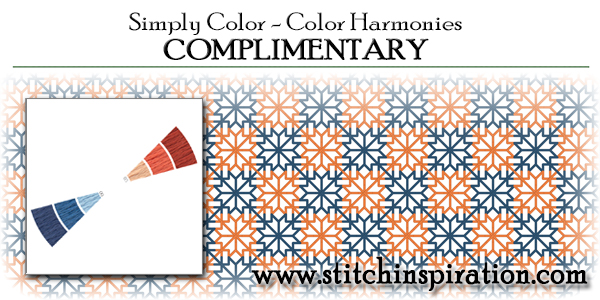 Color Harmonies - Complimentary