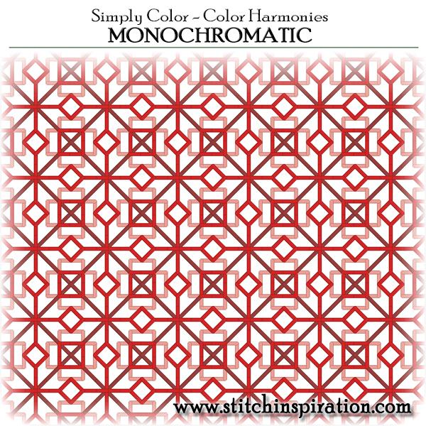 Color Harmonies - Monochromatic