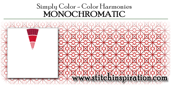 Color Harmonies - Monochromatic