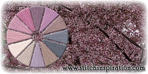 Thread Scheme - SCT020 Spring Trees