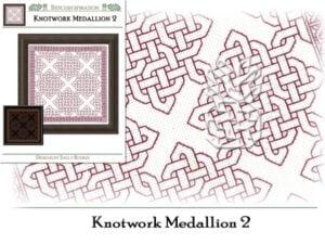 BN-0302: Knotwork Medallion 2