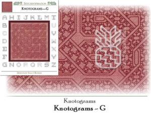 BS-290G: Knotograms - G