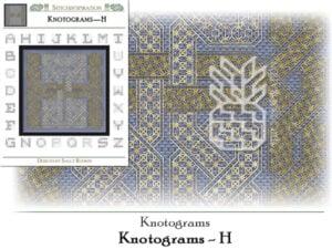 BS-290H: Knotograms - H