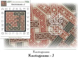 BS-290J: Knotograms - J