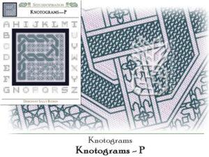 BS-290P: Knotograms - P