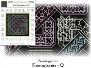 BS-290Q: Knotograms - Q
