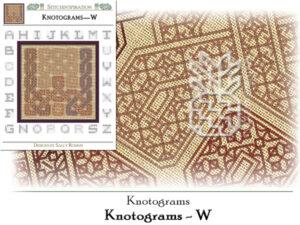 BS-290W: Knotograms - W