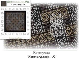 BS-290X: Knotograms - X