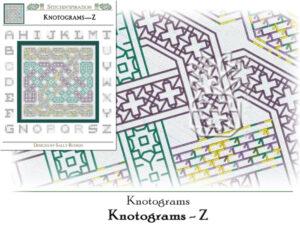 BS-290Z: Knotograms - Z