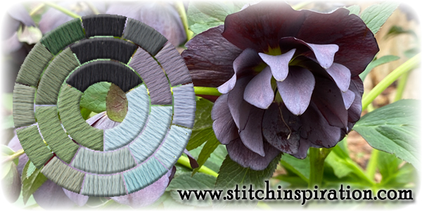 Thread Scheme - SCT021 Black Beauty