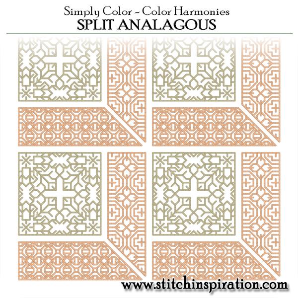 Color Harmonies - Split Analagous
