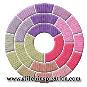 Thread Scheme - SCT008 Pretty in Pink and Purple