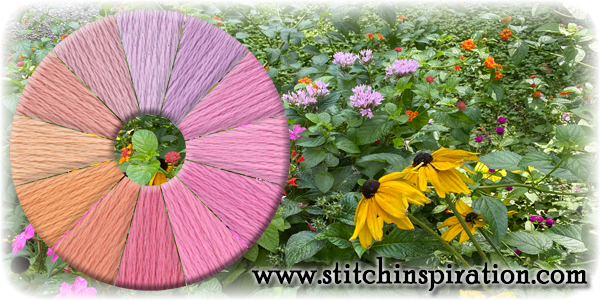 Thread Scheme - SCT036A Late Summer Color
