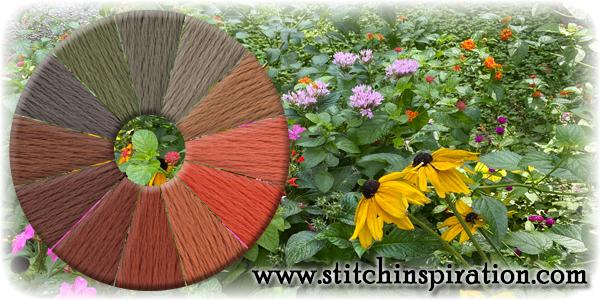 Thread Scheme - SCT036B Late Summer Color